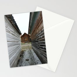 Alley To God Stationery Cards