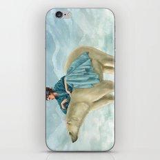 Arctic Queen iPhone & iPod Skin