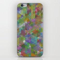 Panelscape - #8 society6 custom generation iPhone & iPod Skin