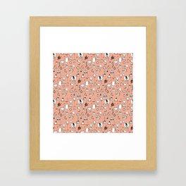 Crafts  Framed Art Print