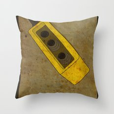 Alternative Terminator 2 Movie Poster Throw Pillow