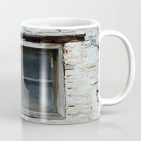window Mugs featuring window by habish