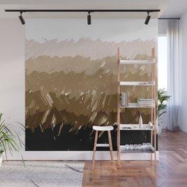 Shades of Sepia Wall Mural