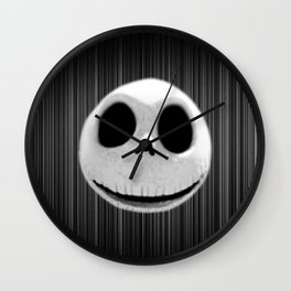 Scary Cute Halloween Wall Clock