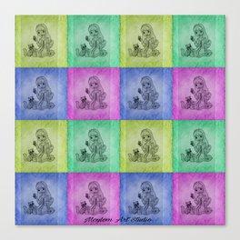 Fairytales 3 Canvas Print