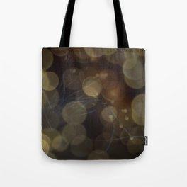 Indoor bokeh Tote Bag
