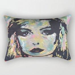 Screaming Skin Rectangular Pillow