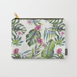 Palm Leaves Pattern 5 Carry-All Pouch