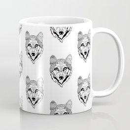Sonya The Wolf Coffee Mug
