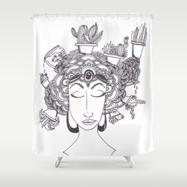 I've got this. Shower Curtain