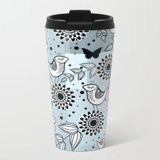 pattern 77 Metal Travel Mug