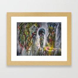 Guide intérieur Framed Art Print