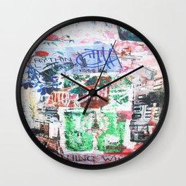 Savannah, GA Wall Clock