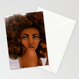 Natural Portrait Stationery Cards