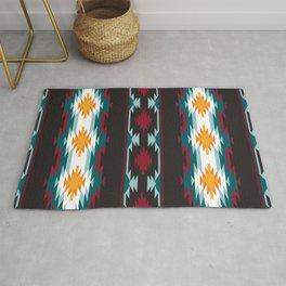 Native American Inspired Design Rug