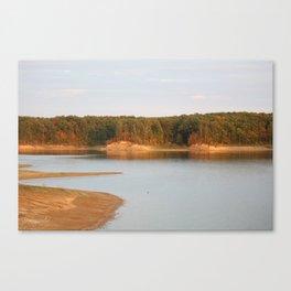 Wolf Creek Overlook Canvas Print
