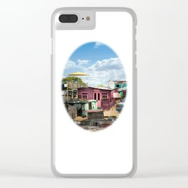 Squat New Age Clear iPhone Case