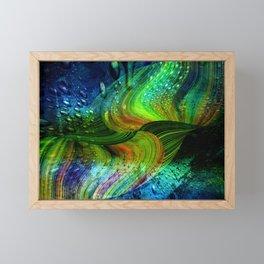 Water drops for hot days Framed Mini Art Print