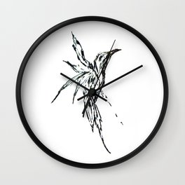Breaking free Wall Clock