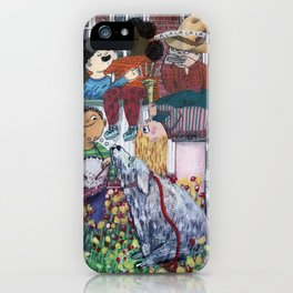 Spring! iPhone Case