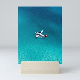 Maldives Mini Art Print