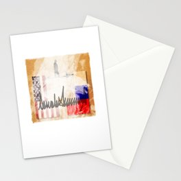 The Trump's Report: No Collusion, No Obstruction. Stationery Cards