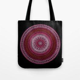 All Pink Mandala Tote Bag