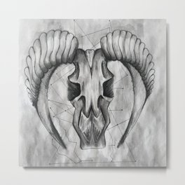 Dead Things I Metal Print
