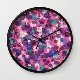 Abstract XXIX Wall Clock
