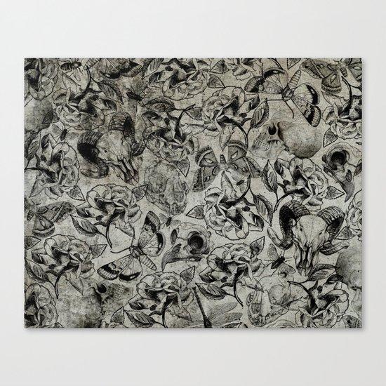 Dead Nature Canvas Print