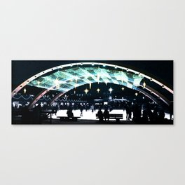 Nathan Phillips Square Canvas Print