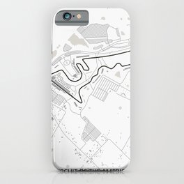 Circuit of the Americas Austin Texas iPhone Case