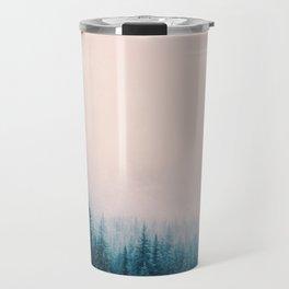Pastel Forest Travel Mug