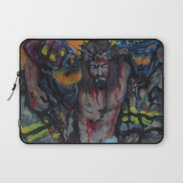 Do unto others. Laptop Sleeve