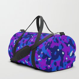 Abstract organic pattern 13 Duffle Bag