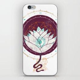 The Lotus iPhone Skin
