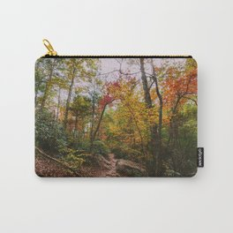 Kentucky Autumn at Natural Bridge State Park Carry-All Pouch