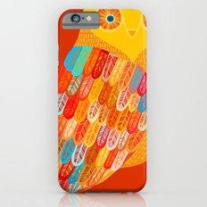 Terracotta Owl iPhone 6s Slim Case