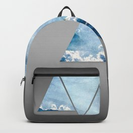 Fragmented Clouds Backpack