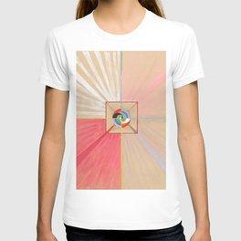 "Hilma af Klint ""The Swan, No. 11, Group IX-SUW"" T-shirt"