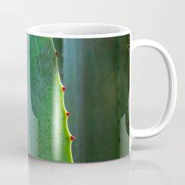 Scarred Succulent Coffee Mug