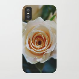 Rose Pattern #2 iPhone Case