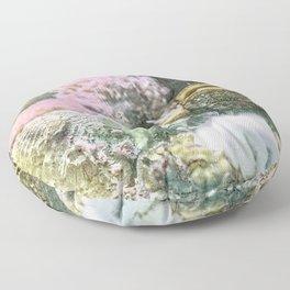 Finders Keepers - Ocean Treasures Floor Pillow