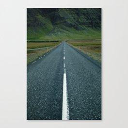 Iceland - N1 Canvas Print