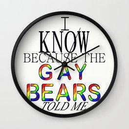 RBB Wall Clock