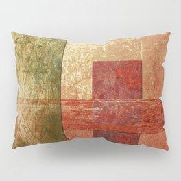 Converge, Abstract Grunge Art Pillow Sham