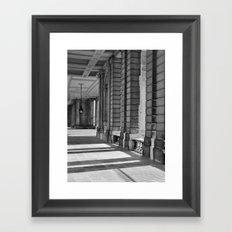 Grandeur Framed Art Print