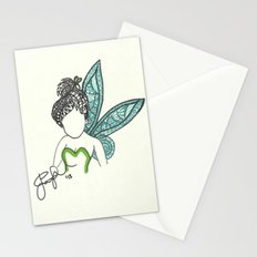 Tinkerbell Zen Tangle Stationery Cards