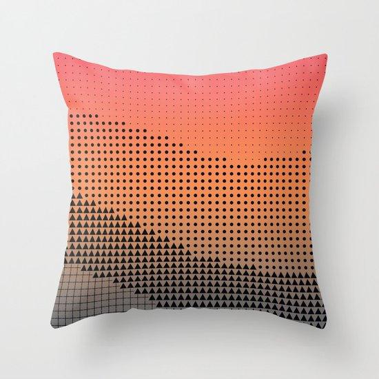 synegryde Throw Pillow