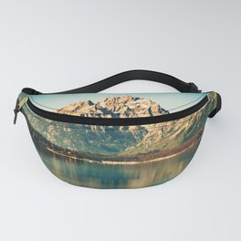 Mountain Lake Escape Fanny Pack